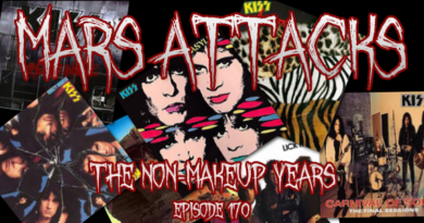 Mars Attacks Podcast – Episode 170 – The Non-Makeup Years