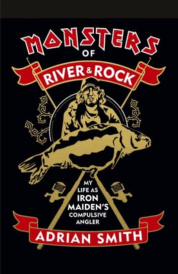Adrian Smith Monsters Of River & Rock