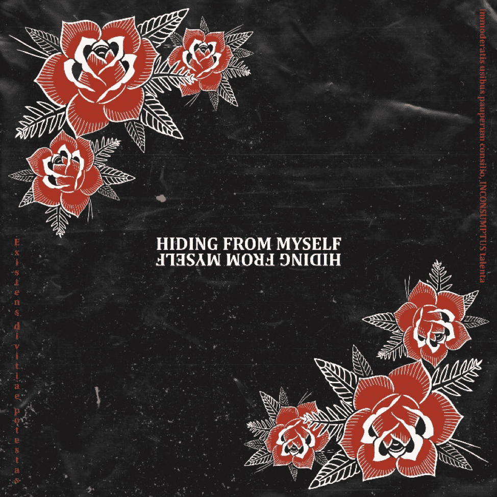 As Everything Unfolds - Hiding From Myself
