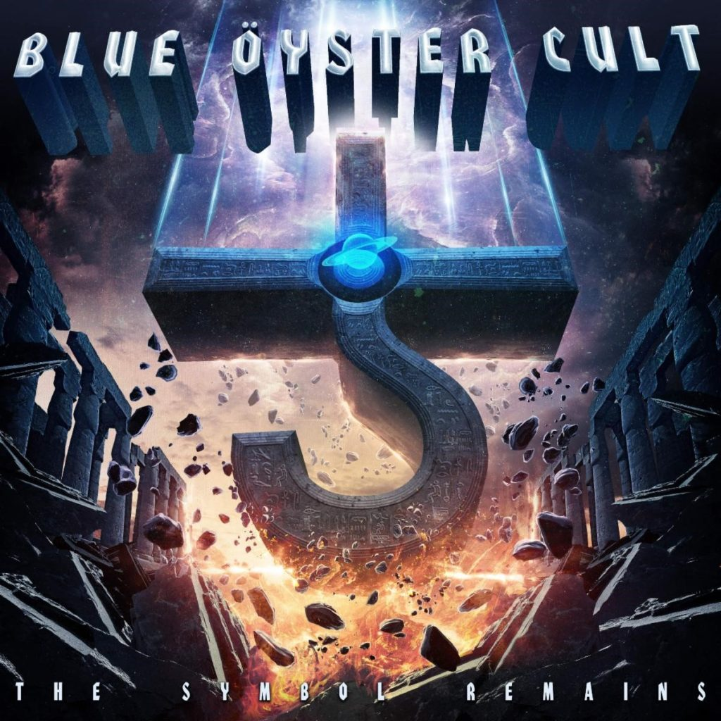 Blue Oyster Cult The Symbol Remains