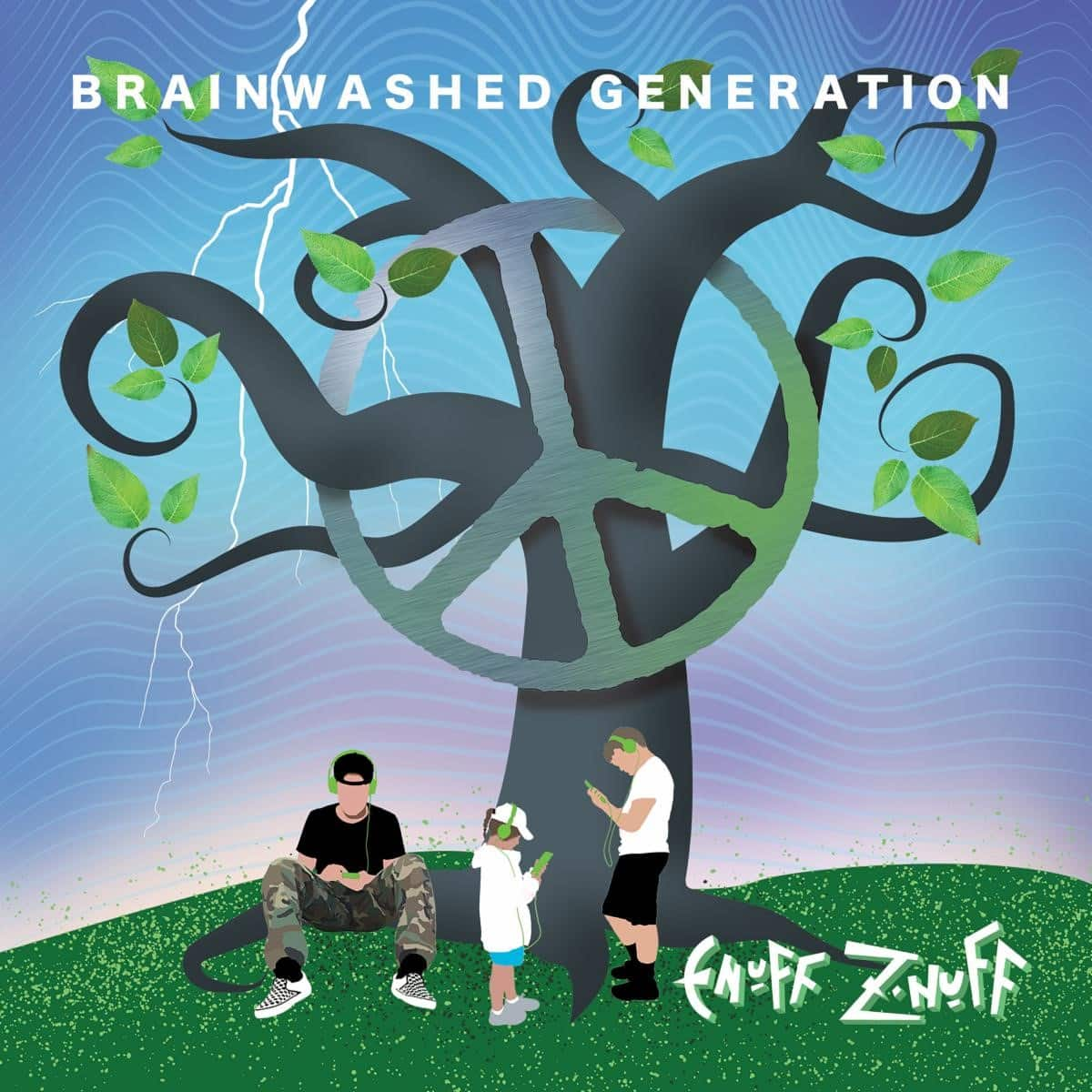 Enuff Z'Nuff Brainwashed Generation