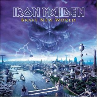 Iron Maiden Brave New World