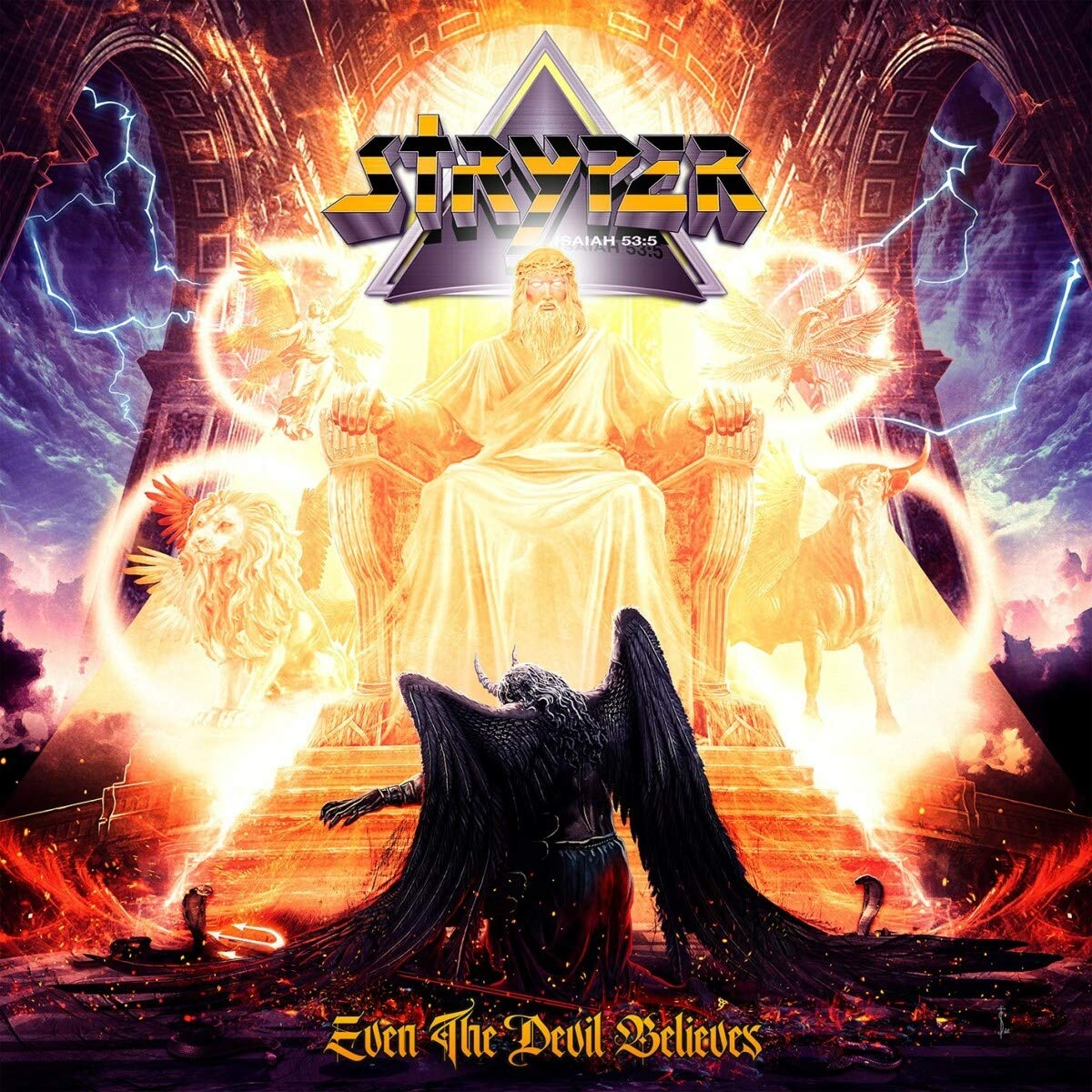 Stryper Even The Devil Believes