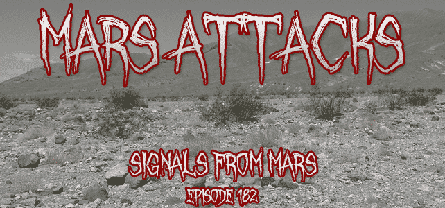Signals From Mars October 9 2020