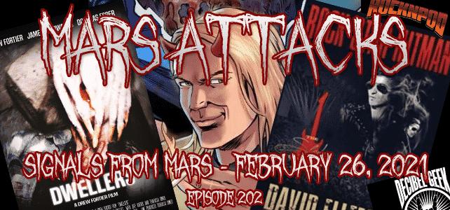 Mars Attacks Podcast Drew Fortier Chris Czynszak