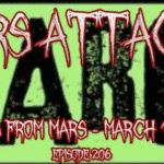 Mars Attacks Podcast 206 Signals From Mars Yarg Metal