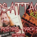 Erik Kluiber Void Vator Great Fear Rising Mars Attacks Podcast