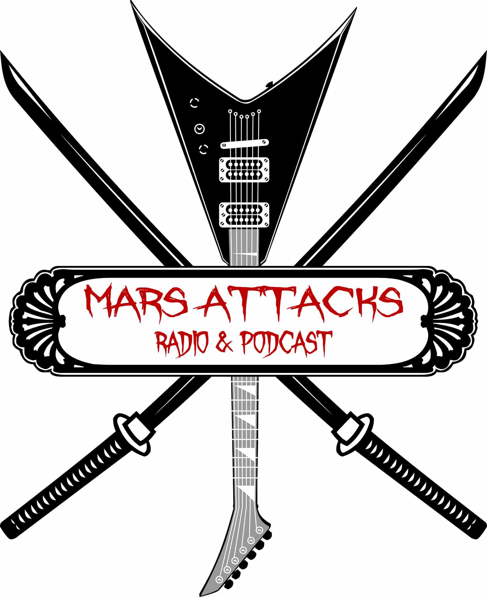 Mars Attacks Merch
