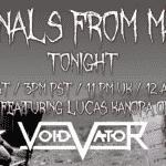 Lucas Kanopa Void Vator Mars Attacks Podcast Signals From Mars