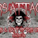 Mars Attacks Podcast CMSPN
