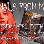 Sonia Anubis Mars Attacks Podcast