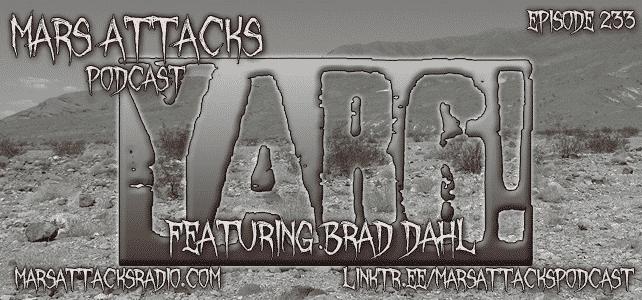Son Of Yarg Mars Attacks Podcast Yarg Metal Mars Attacks Podcast Episode 233